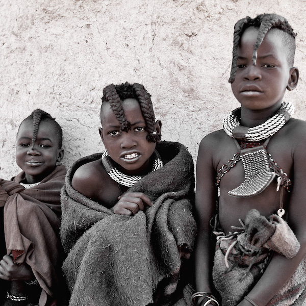 African People by David Cayless